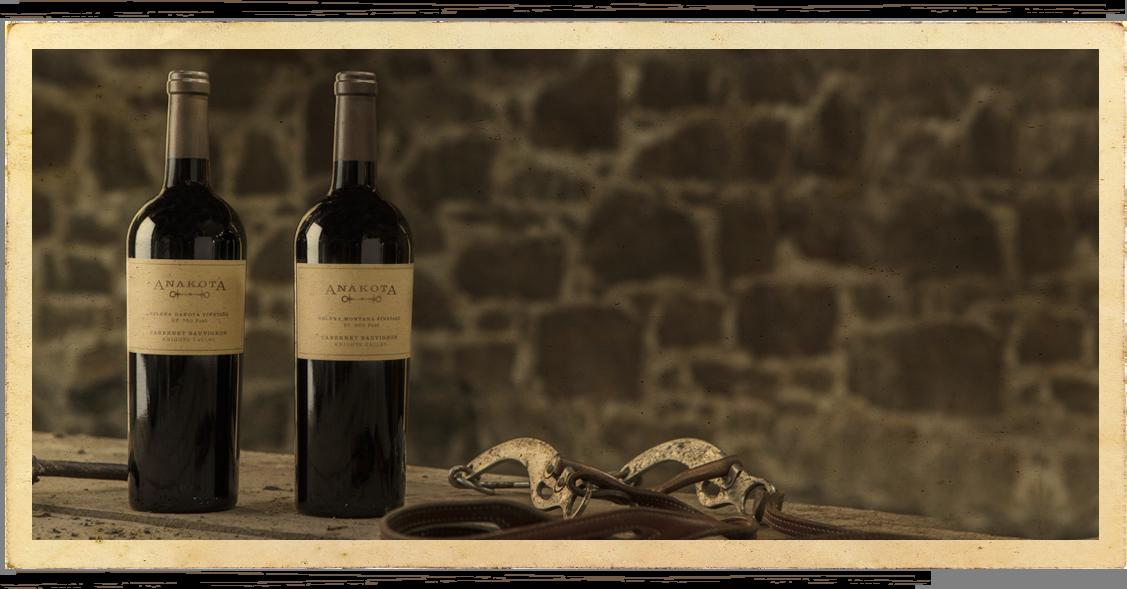 Anakota Helena Montana and Helena Dakota wines